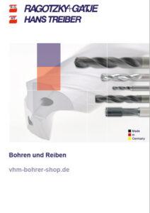 Bohren und Reiben Katalog