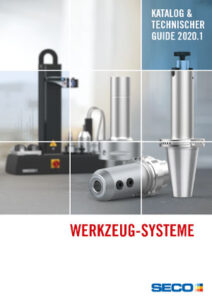 Seco Werkzeugsysteme 2020.1