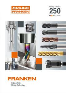 Franken Frästechnik Katalog 250